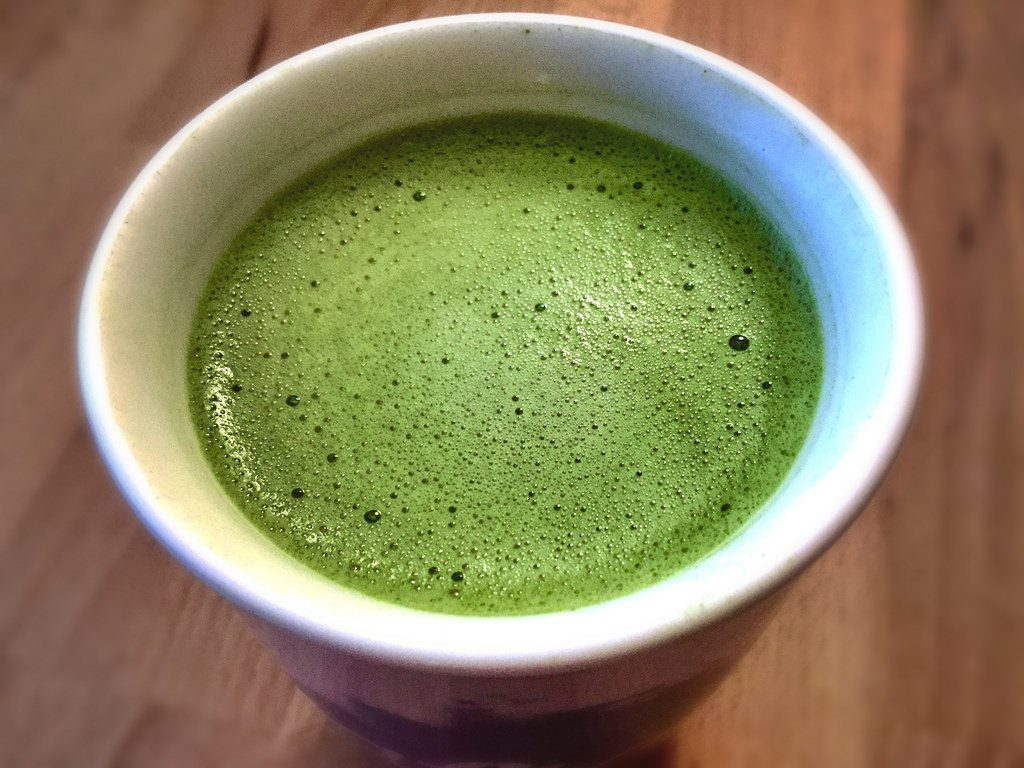 green-matcha - Mike T Nelson