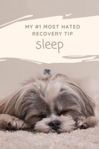 Recovery TIp