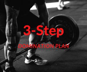 3 step domination plan