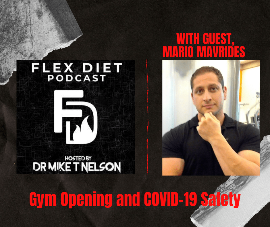 gym openings and COVID-19