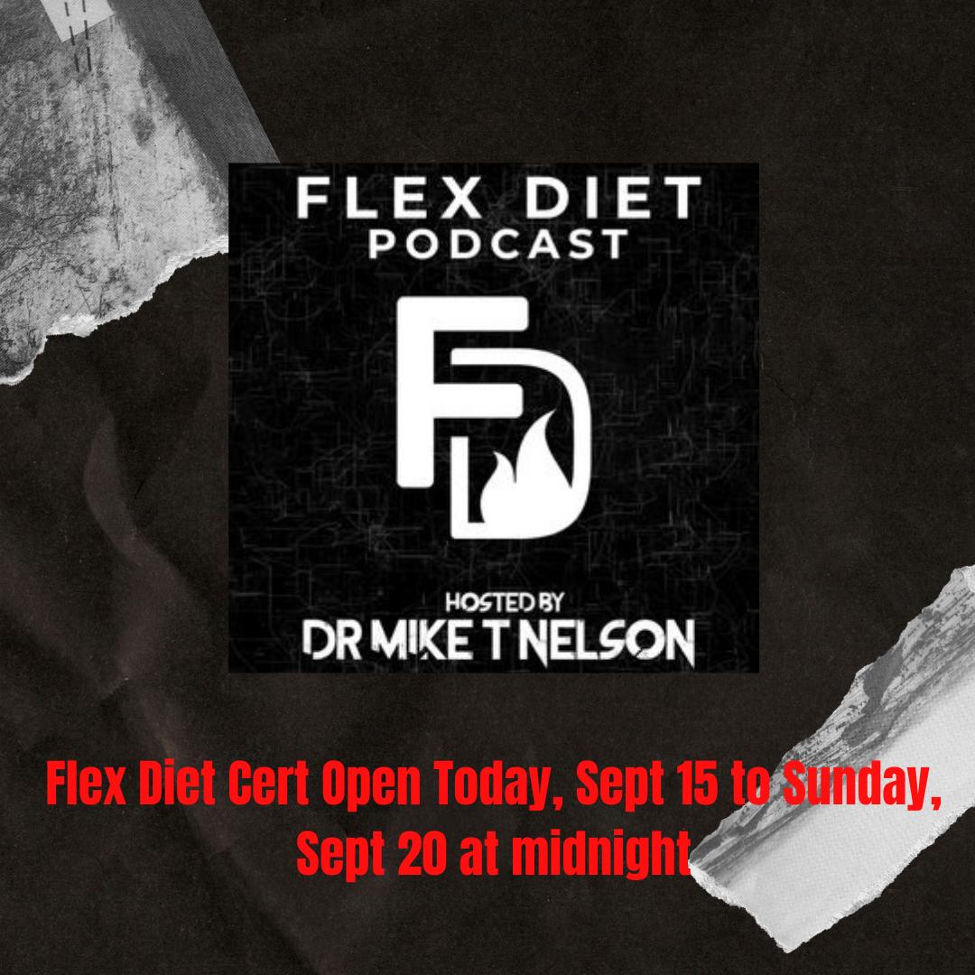 Flex Diet Certification