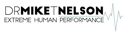 Dr. Mike T Nelson Logo