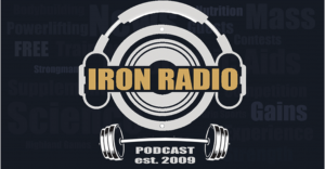 iron radio podcast