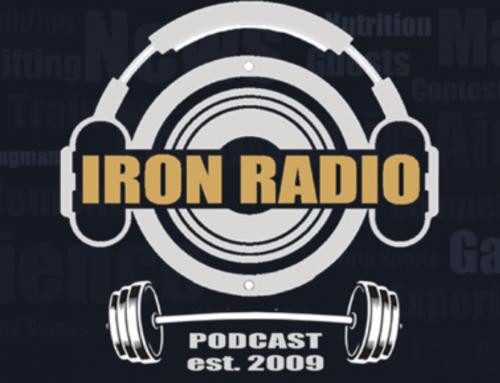 Episode 611 IronRadio News, New IronRadio Forums