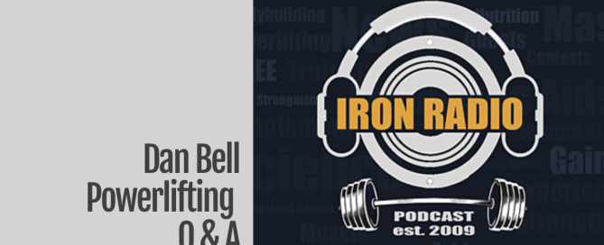 dan bell powerlifting