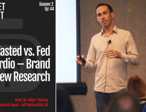 S2_EP_44_Fasted vs. Fed Cardio – Brand New Research
