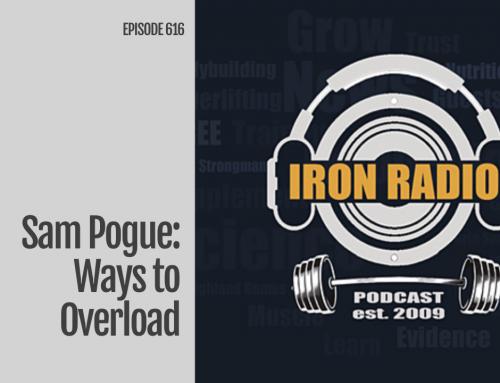Iron Radio Episode 616: Sam Pogue: Ways to Overload