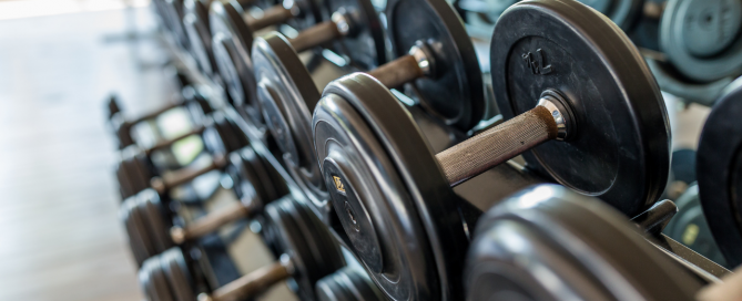 4-Step S4 Model for Returning to the Gym