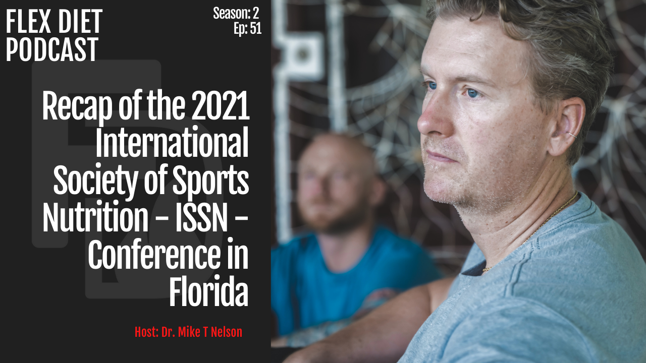 Recap of the 2021 ISSN Conference