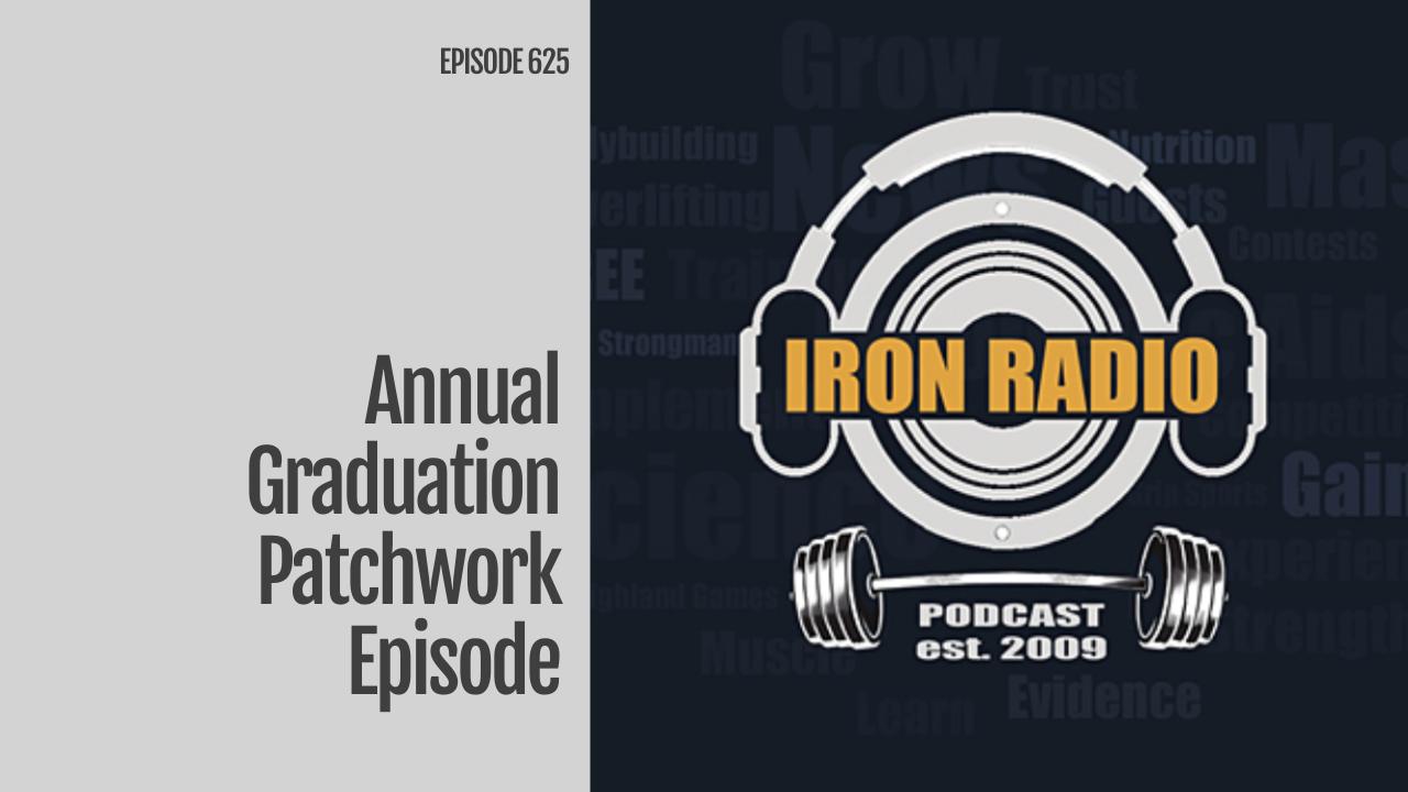 Iron radio 625