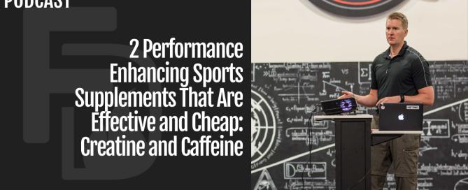 performance enhancing supplements